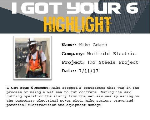 I Got Your Six Highlight 7-11-17 Mike Adams