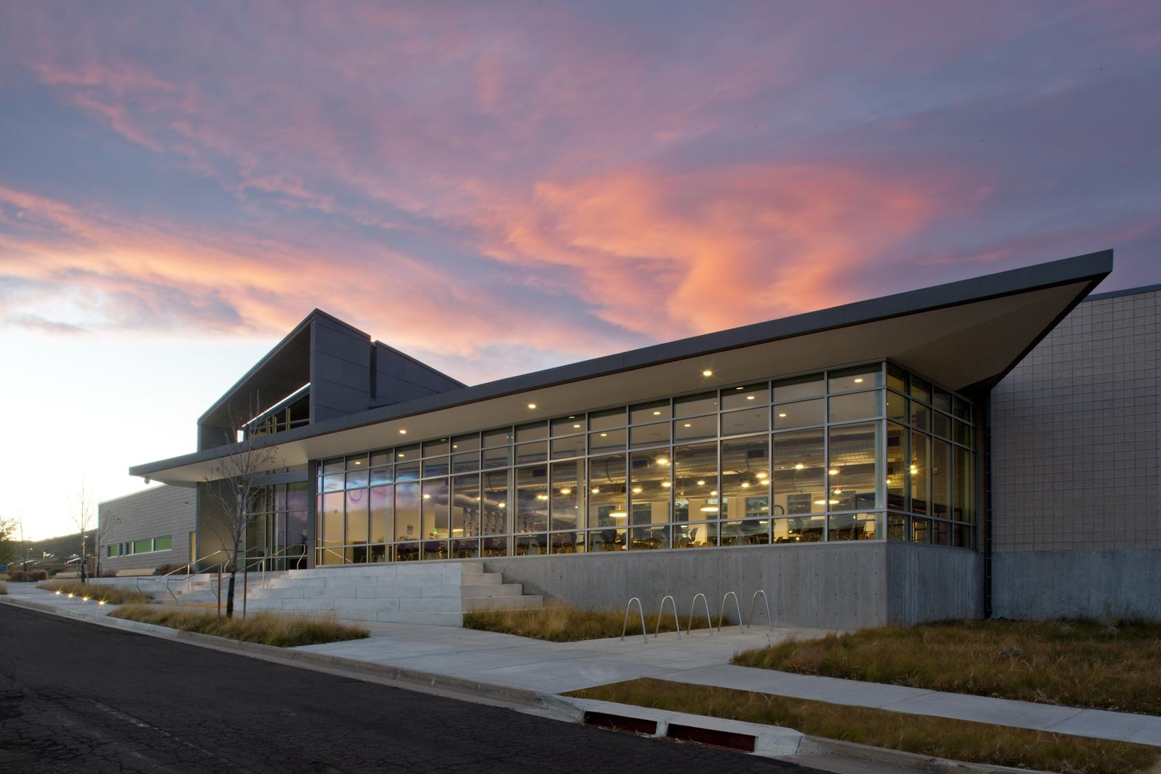 NREL Cafe amp Research Support Facility II Haselden
