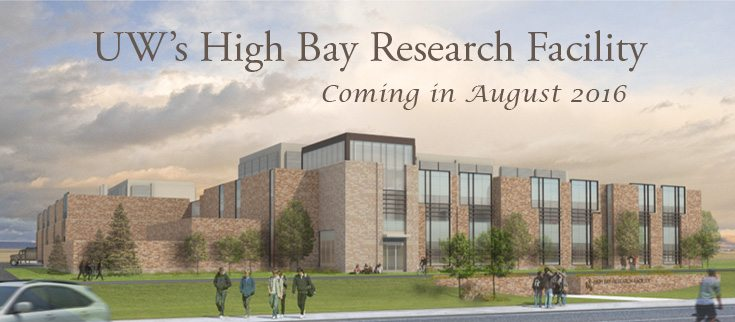 University of Wyoming research center breaks ground