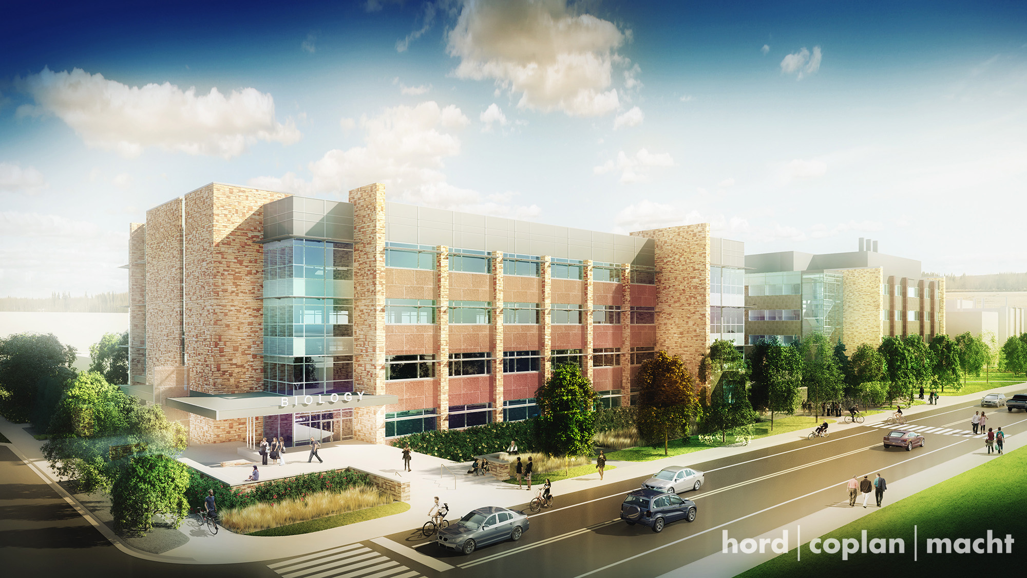Haselden tapped to build 80m biosciences building at csu for Collins design build