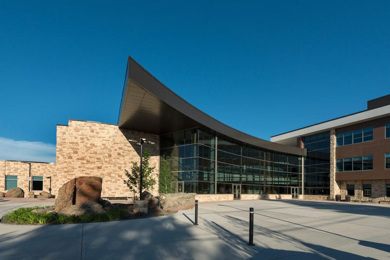 Marian H. Rochelle Gateway Center at the University of Wyoming