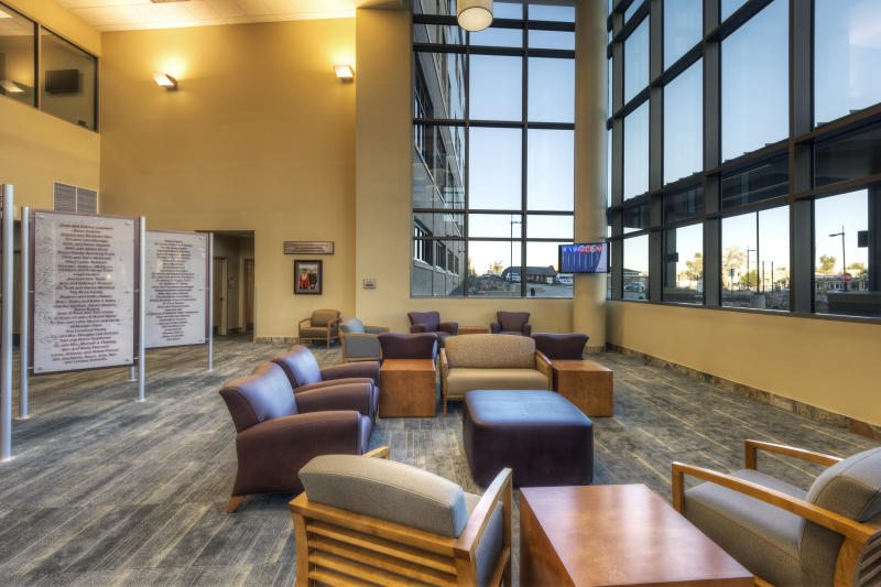 Wyoming Medical Center and West Patient Tower Renovation