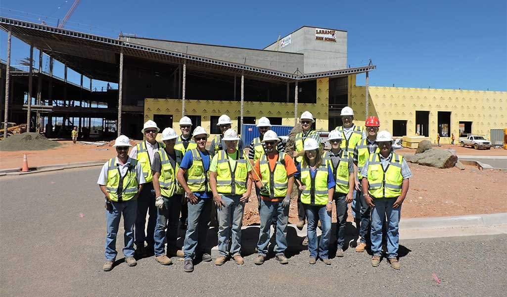 Construction Jobs in Wyoming - Haselden Construction