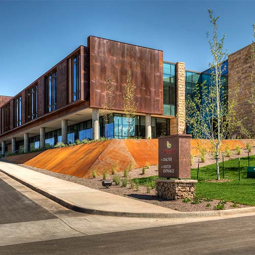 Healthcare Construction Project in Denver Colorado
