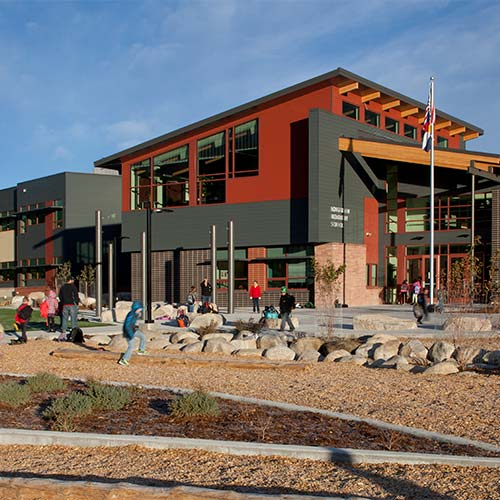 K-12 Construction in Denver, Wyoming, Colorado
