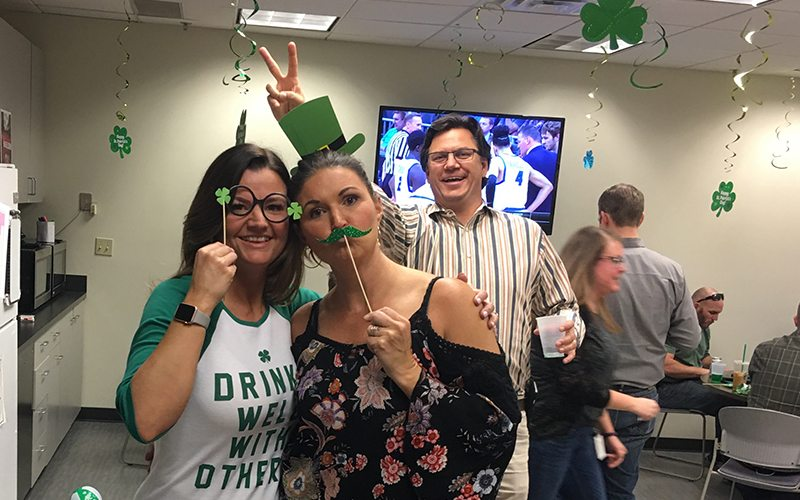 St. Paddys Day Party 2017