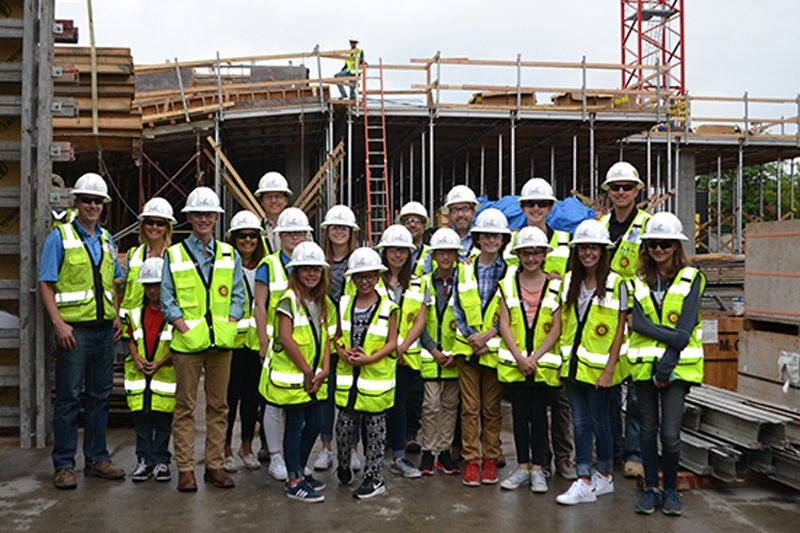 Building Kids' Interest in Construction
