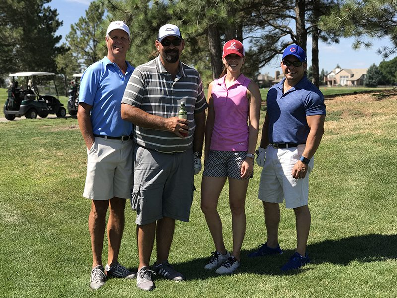 Fore! Haselden Construction's Annual Golf Tourney: Work Hard, Play Hard