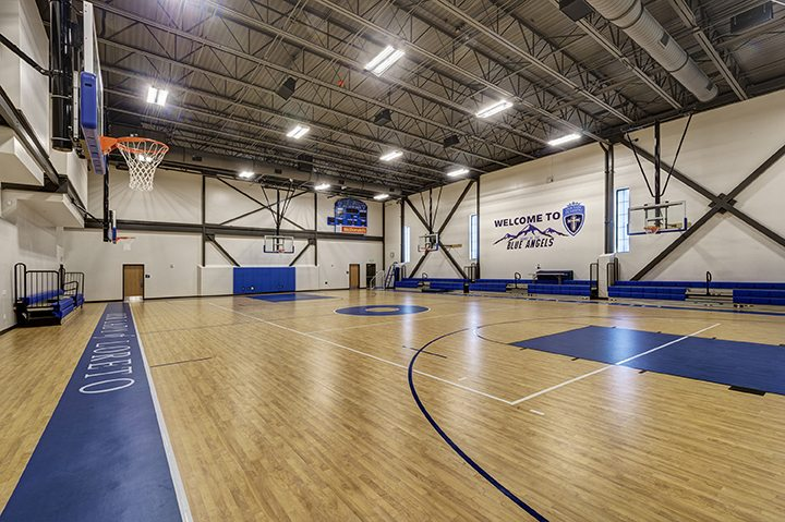 Our Lady of Loreto St. Joseph Ministry Center Gym