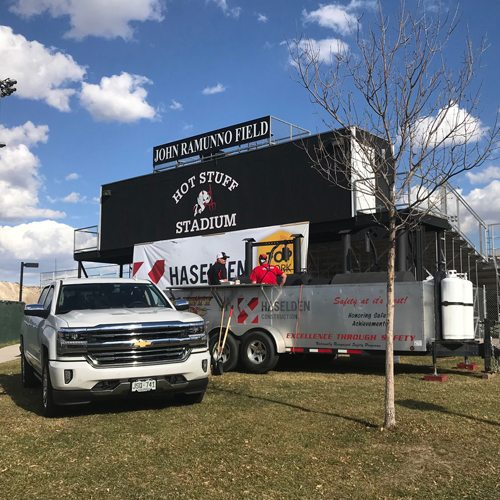 Haselden Serving Western Colorado Construction and Contracting Needs