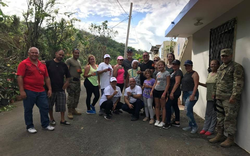 Puerto Rico Residents & Volunteers