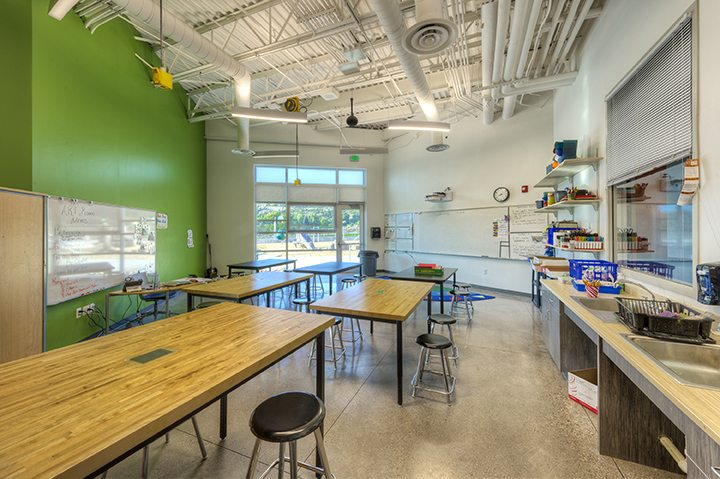 Riverview School – Art Room