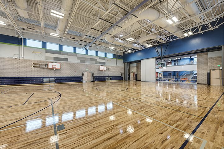 Riverview School – Gym
