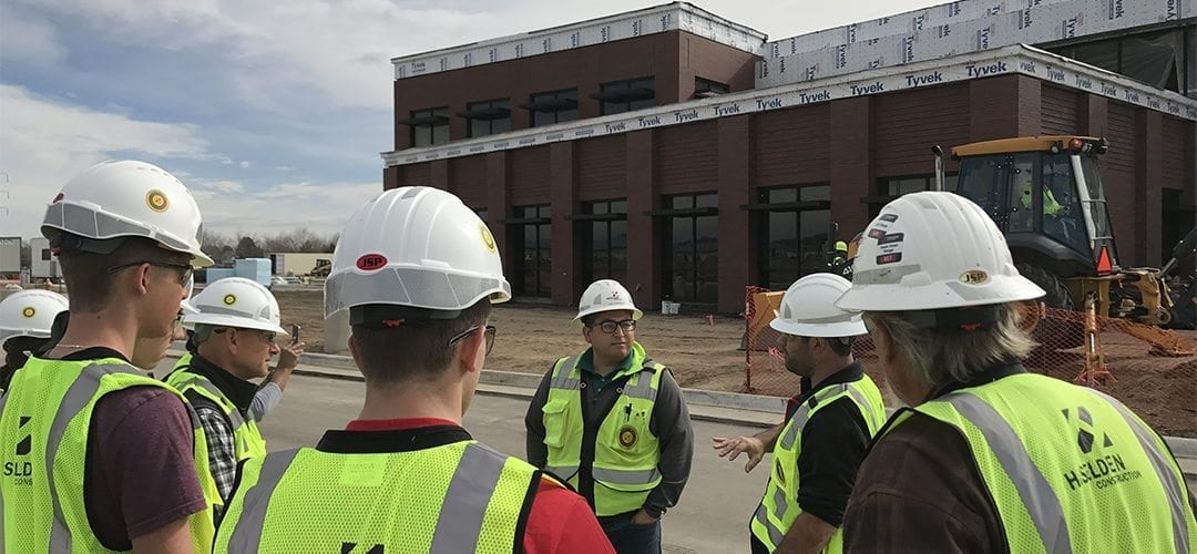 Connecting the Dots: Construction Careers