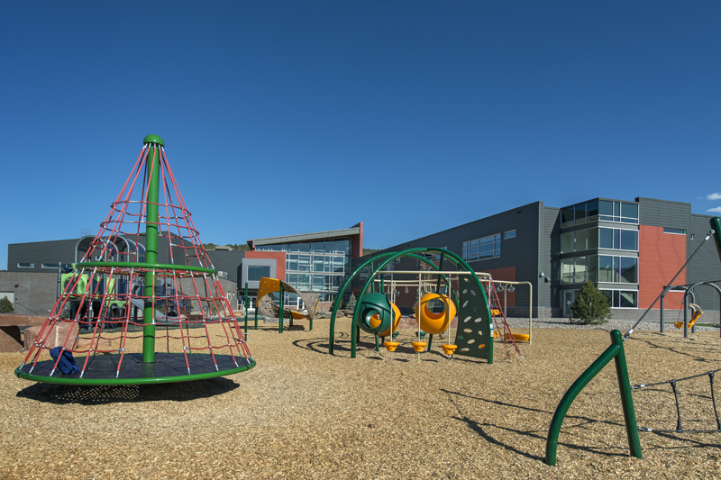 Eagle Valley Elementary School Playground - Haselden Construction