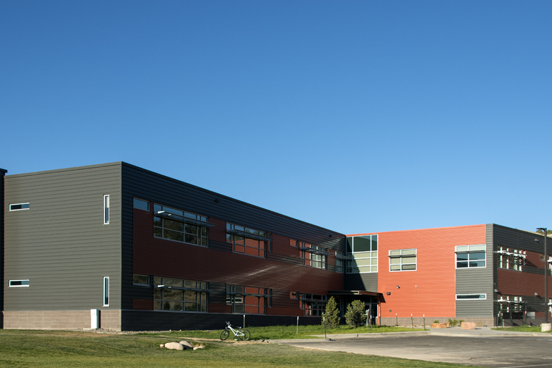 Eagle Valley Elementary School - Haselden Construction
