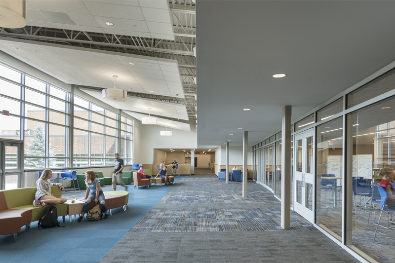 Eagle Valley Middle School - Haselden Construction