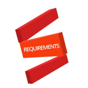 Construction Company Requirements 2020
